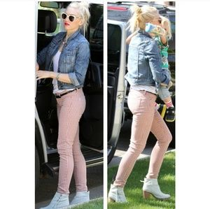 🎉Paige Jeans Houndstooth Verdugo Ultra Skinny🎉